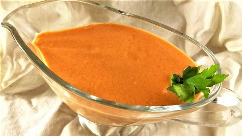 соус сметанно-томатный