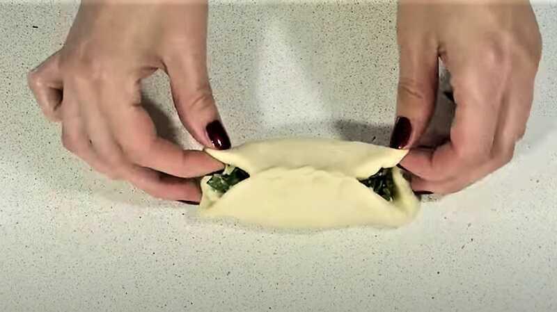 формирование пирожков