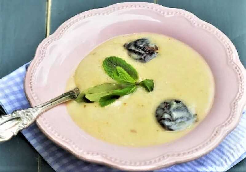 суп с манкой