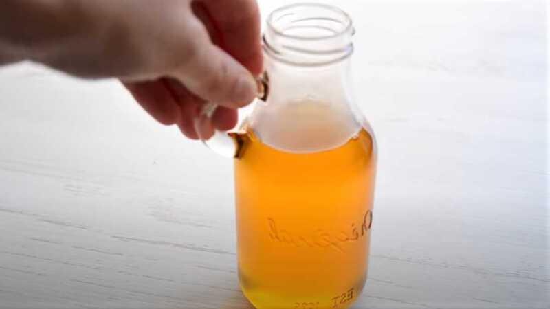 сироп в бутылке