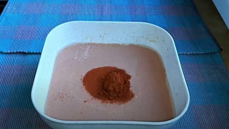 паприка в соусе