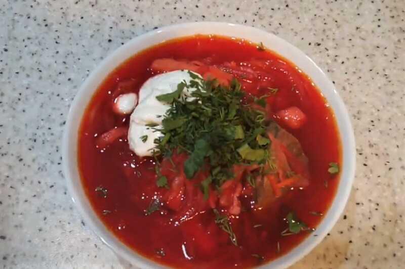 суп без зажарки