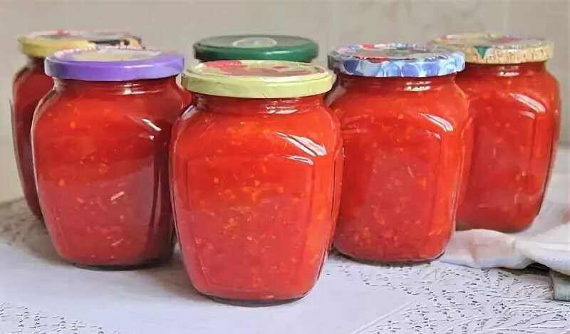 томатный соус в маленьких баночках