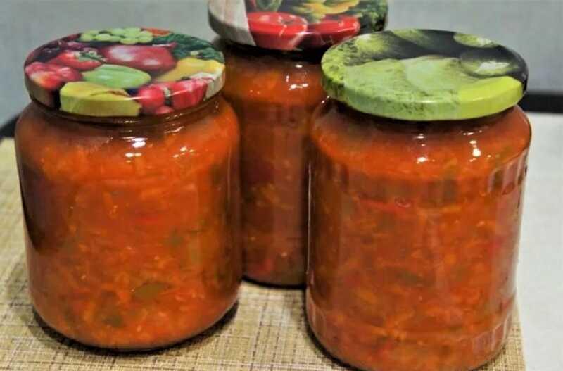 томаты по-македонски