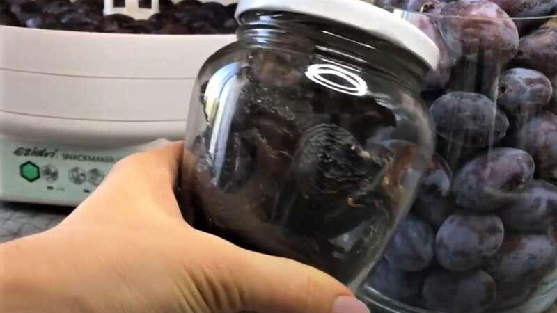 чернослив вяленый в бпнке