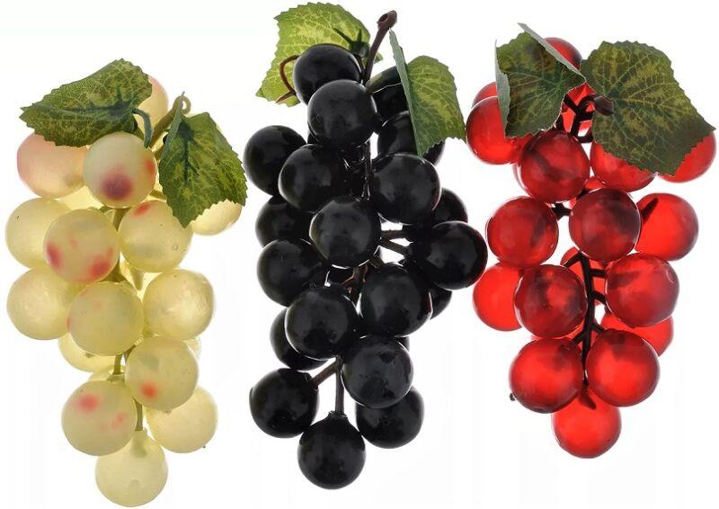 красивые кисти винограда